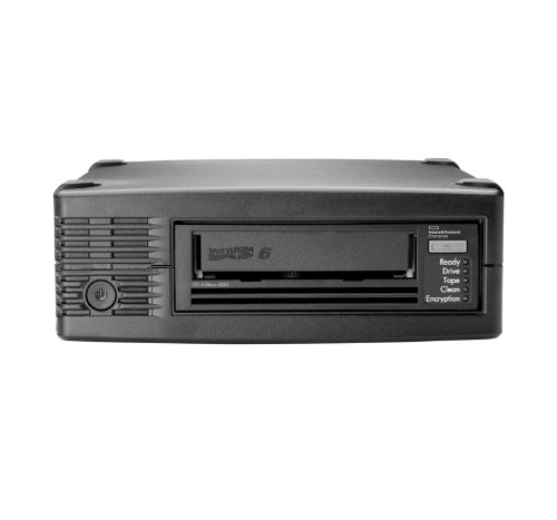 Hewlett Packard Enterprise StoreEver LTO-6 Ultrium 6250 tape drive 2500 GB