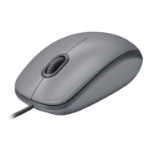 Logitech M110 mouse USB Optical 1000 DPI Ambidextrous