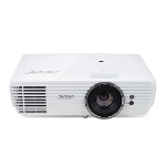 Acer M550 Beamer/Projektor 2900 ANSI Lumen DLP 2160p (3840x2160) Ceiling-mounted projector Weiß
