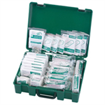 Wallace Green Box HS3 First-Aid Kit Traditional 50 Person Ref 1002335