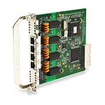 3com Router 5009 Module 4xISDN-BRI S T MIM Internal 0.000128Gbit/s network switch component