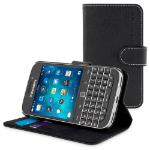 "TheSnugg B00TSJ2T6W 3.5"" Folio Black mobile phone case"