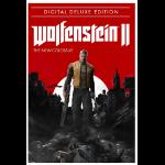 Bethesda Wolfenstein II: The New Colossus - Deluxe Edition Deutsch, Englisch PC