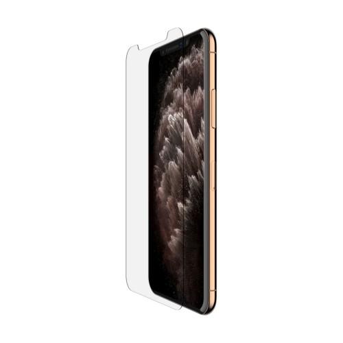 Belkin SCREENFORCE InvisiGlass Ultra Clear screen protector Mobile phone/Smartphone Apple 1 pc(s)