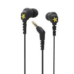 Scosche ThudBuds Black Intraaural In-ear headphone