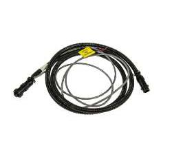 Zebra CA1230 cable de transmisión Negro