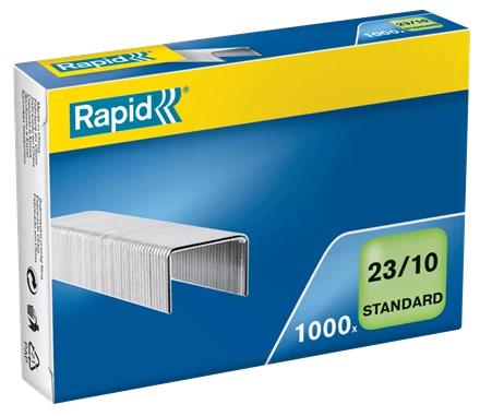 Rapid 23/10 Staples pack 1000 staples