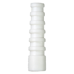 Cablenet RG58 Strain Relief Boot White