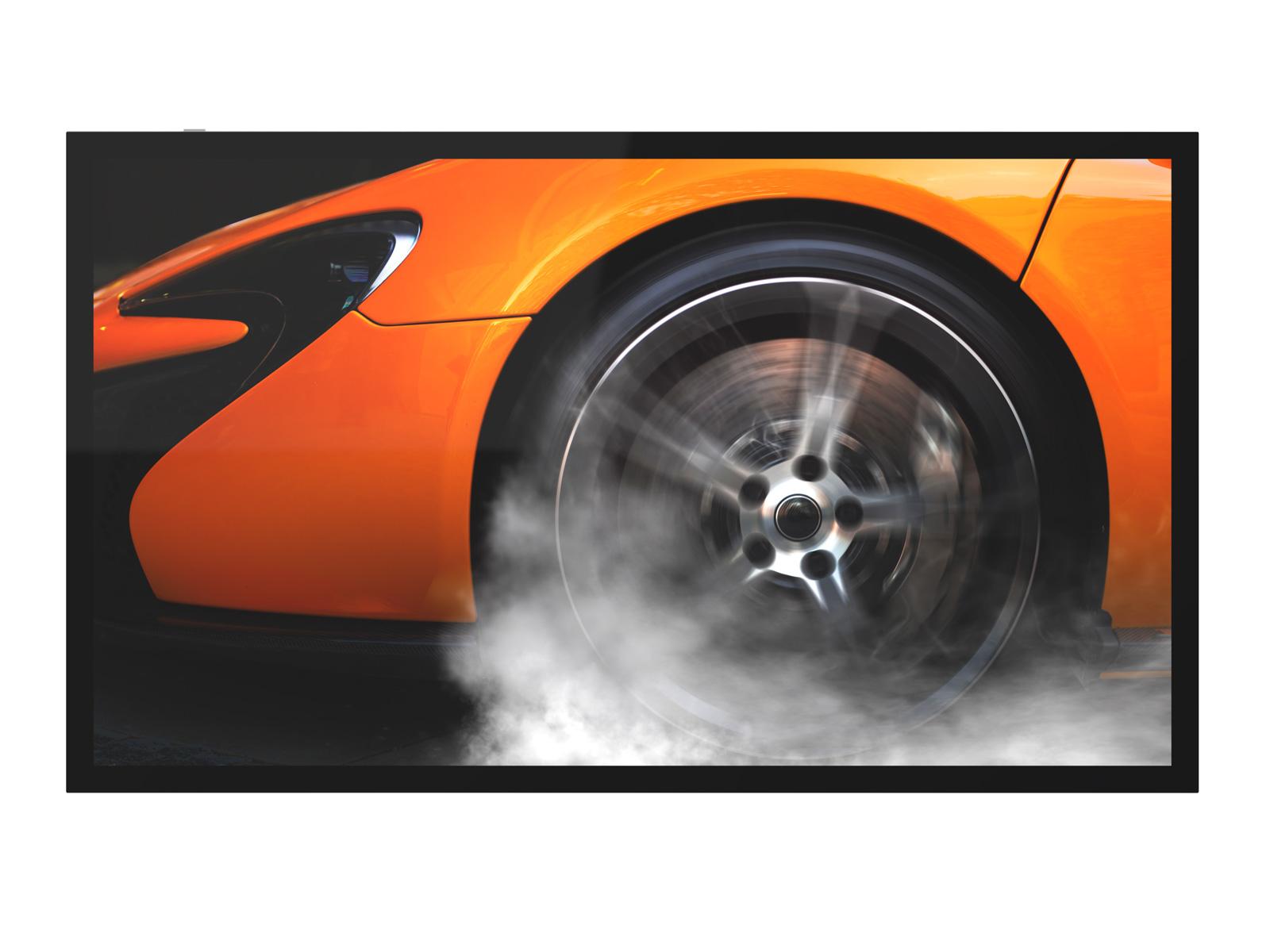 "NEC MultiSync V554Q PCAP 139,7 cm (55"") LED Pantalla táctil Panel plano interactivo Negro"