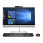 "HP 800 G4 60.5 cm (23.8"") 1920 x 1080 pixels 3 GHz 8th gen Intel® Core™ i5 i5-8500 Black,Silver All-in-One PC"