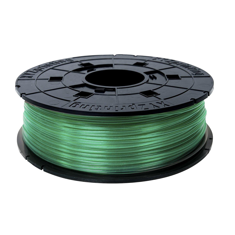 XYZprinting RFPLBXEU04A Polylactic acid (PLA) Green,Transparent 600g