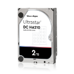 "Western Digital Ultrastar HUS722T2TALA604 3.5"" 2000 GB Serial ATA III"