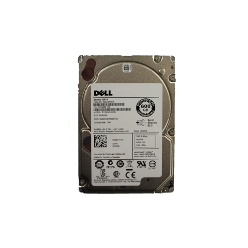 DELL 7YX58 600GB SAS internal hard drive