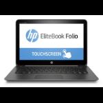 "HP EliteBook Folio 1020 G1 Bang & Olufsen Limited Edition Silver Notebook 31.8 cm (12.5"") 2560 x 1440 pixels Touchscreen 1.2 GHz Intel® Core™ M M-5Y71"