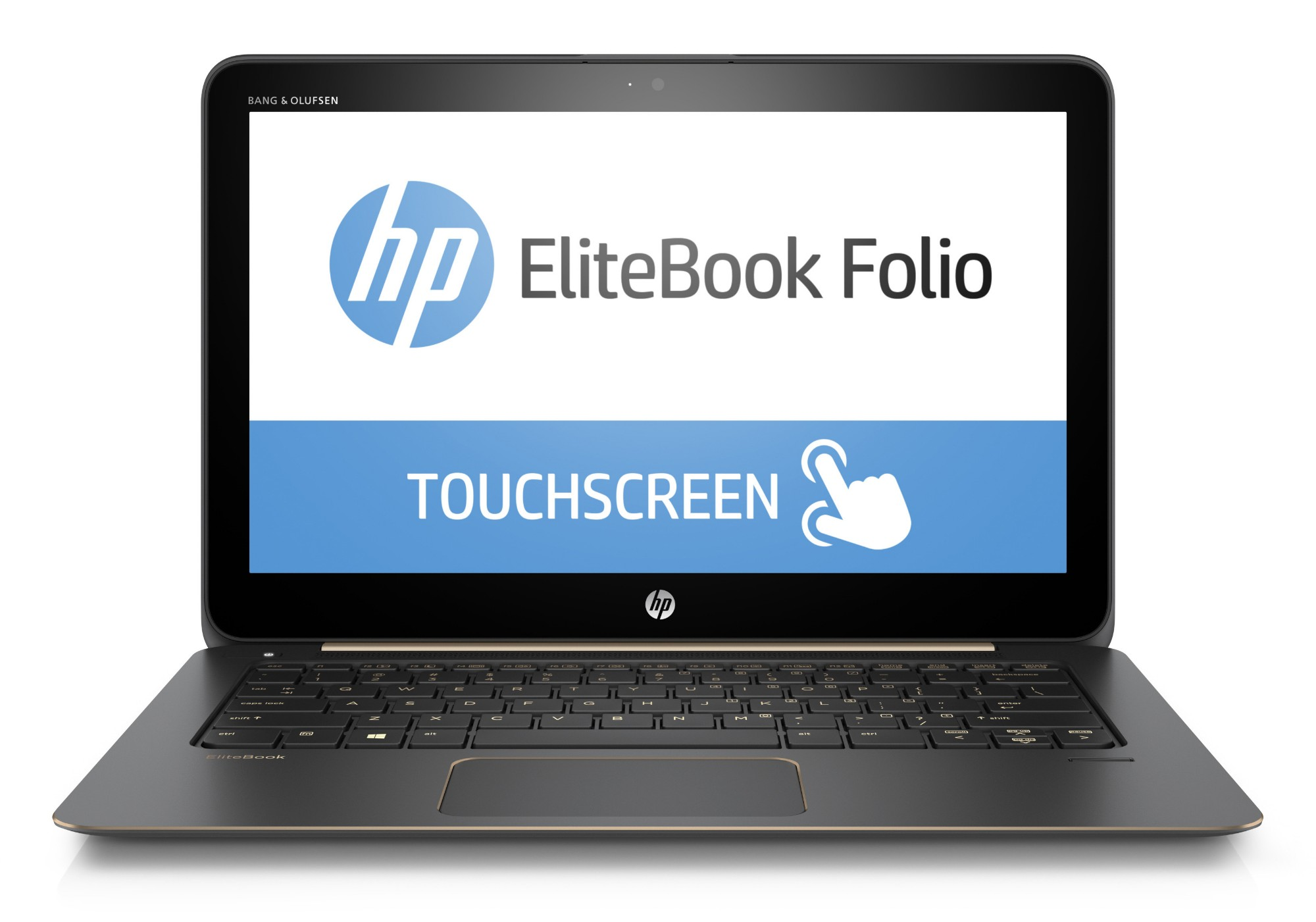 HP EliteBook Folio 1020 G1 Bang & Olufsen Limited Edition Silver Notebook 31.8 cm (12.5