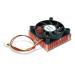 StarTech.com FAN3701U ventilador de PC Procesador Enfriador 6 cm Negro