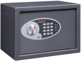 Phoenix Safe Co. SS0802E safe Black, Grey Steel