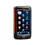 "Honeywell Dolphin 70e 4.3"" 480 x 800pixels Touchscreen 244g Black,Orange handheld mobile computer"