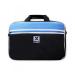 APPROX Nylon Laptop Bag 15.6 Inch Devices, Black/Blue (APPNBSP15LB)