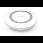 EnGenius ESR600 Dual-band (2.4 GHz / 5 GHz) Gigabit Ethernet White wireless router