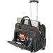 Targus 16-Inch Rolling Laptop Case - Black - (TBR003EU)