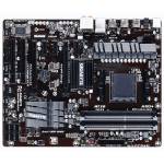 Gigabyte GA-970A-UD3P North Bridge: AMD 970South Bridge: AMD SB950 Socket AM3+ ATX motherboard