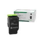 Lexmark 78C2UK0 Toner black, 10.5K pages