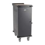Tripp Lite CSC27AC portable device management cart/cabinet Black