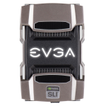 EVGA 100-2W-0026-LR SLI SLI Black,Nickel