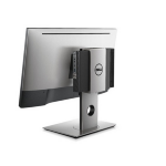 "DELL MFS18 flat panel desk mount 68.6 cm (27"") Freestanding Black,Silver"