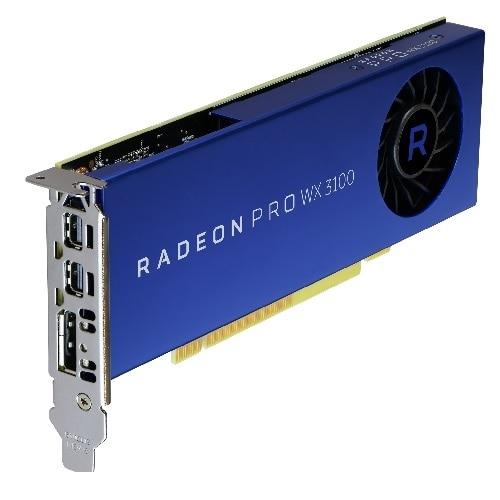 RADEON PRO WX 3100 4GB DP. 2M DP PRECISION 3420CUSTOMER KIT    IN