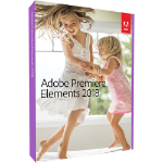 Adobe Premiere Elements 2018 English