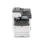 OKI MC873DNCT A3 Colour Laser Multifunction, Duplex, Network, Cabinet + 2nd Tray, A4 35ppm, 600 x 600 dpi, 3 year On-Site warranty