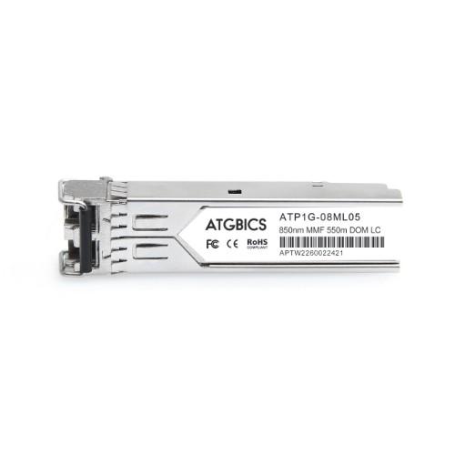 ATGBICS M-SFP-SX/LC-C network transceiver module Fiber optic 1000 Mbit/s 850 nm