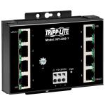 Tripp Lite NFI-U08-1 network switch Unmanaged Fast Ethernet (10/100) Black