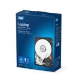 """Western Digital Laptop Everyday 2.5"""" 1000 GB Serial ATA II"""