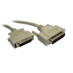 Cables Direct IE-230 parallel cable 10 m White
