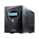 CertaUPS C60 Line-Interactive 1500VA 6AC outlet(s) uninterruptible power supply (UPS)