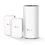 TP-LINK Deco M3 (3-pack) wireless router Dual-band (2.4 GHz / 5 GHz) Gigabit Ethernet Black,White