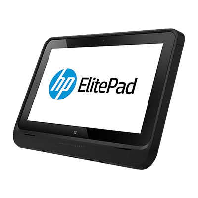 """HP G8C30EA 1.59GHz Z3795 10.1"""" 1920 x 1200pixels Touchscreen Black POS terminal"""