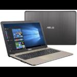 ASUS Vivobook Max X541NA Notebook 15.6' HD Celeron N3350 4GB DDR3 500GB HDD Windows 10 Home HDMI USB-C 2k