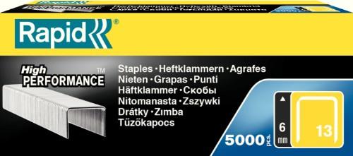Rapid 11830700 staples Staples pack 5000 staples