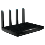 Netgear X8 AC5300 Gigabit Ethernet Black wireless router