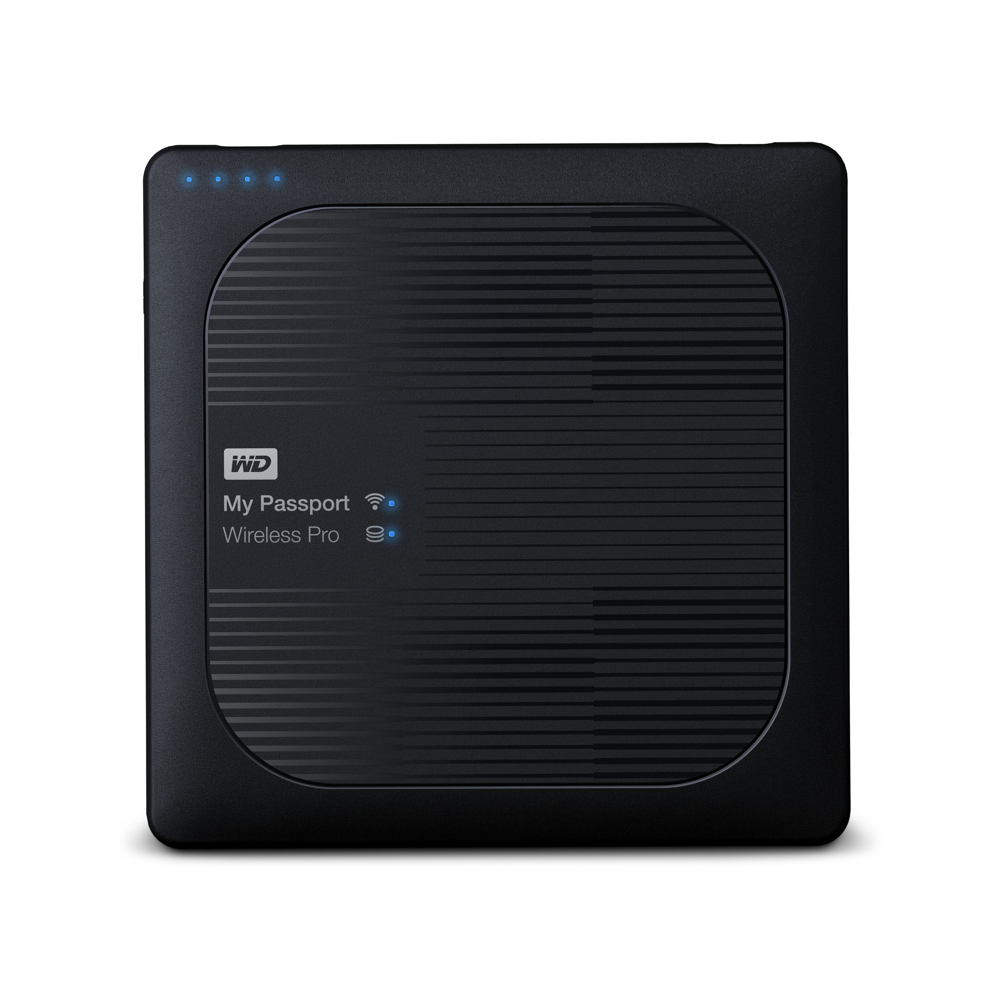 My Passport Wireless Pro Wi-Fi SD card slot USB 3.0 4TB