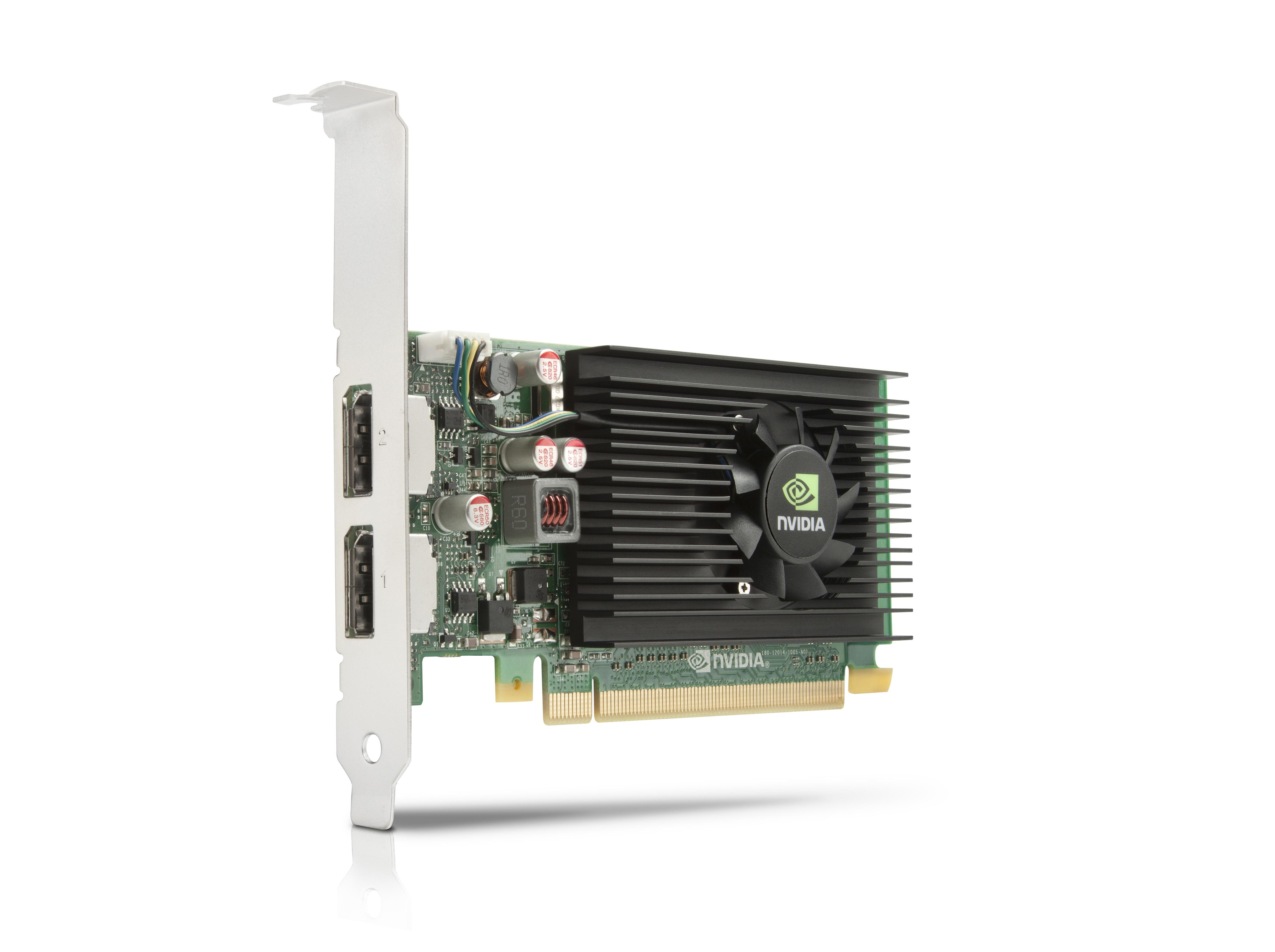 HP NVIDIA NVS 310 NVIDIA NVS 310 1GB