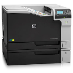 HP LaserJet M750n Colour 600 x 600DPI A4 Black,White