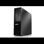 Lenovo ThinkStation P310 3.4GHz i7-6700 SFF Black Workstation