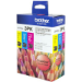 BROTHER LC-73CL3PK INKJET CARTRIDGE COLOUR VALUE PACK 3
