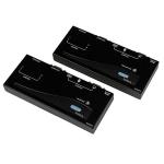 StarTech.com Extensor de consola KVM PS/2 USB por cable Cat5 - 150m