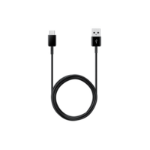Samsung EP-DG930 mobile phone cable USB A USB C Black 1.5 m